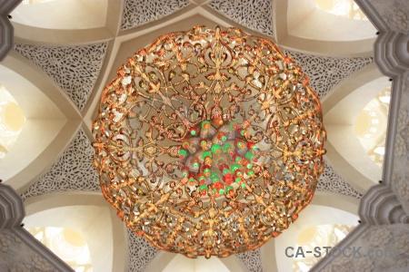 Abu dhabi western asia inside muslim arabian.