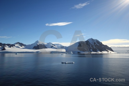 Adelaide island day 6 antarctic peninsula antarctica cruise landscape.