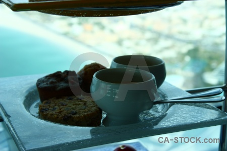 Afternoon tea food burj al arab uae middle east.