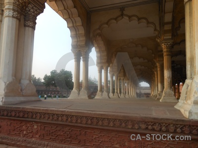 Agra fort sky south asia india diwan i am.