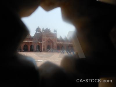 Akbar asia agra india sky.