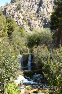 Algar river spain green les fonts de lalgar.