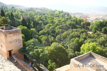 Alhambra europe granada spain la alhambra de.