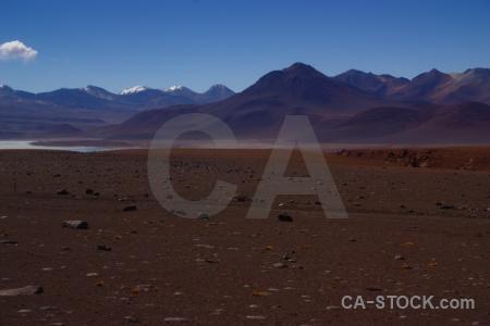 Altitude atacama desert chile landscape cloud.