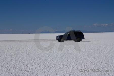Altitude bolivia salar de uyuni landscape salt flat.