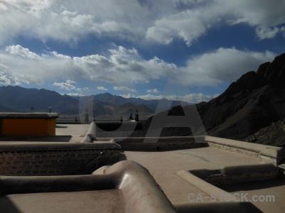 Altitude cloud sky asia monastery.