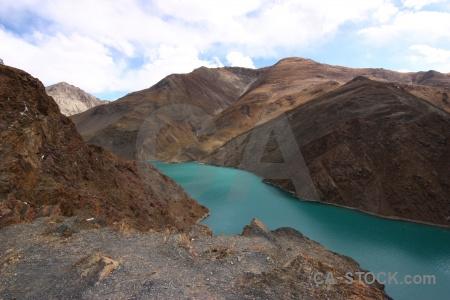 Altitude himalayan east asia lake china.