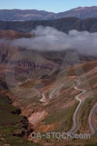 Altitude landscape andes salta tour argentina.