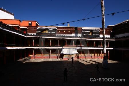Altitude monastery buddhist buddhism tashilhunpo.