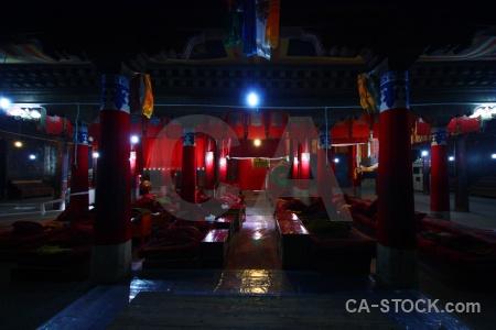 Altitude palcho monastery tibet himalayan kumbum.