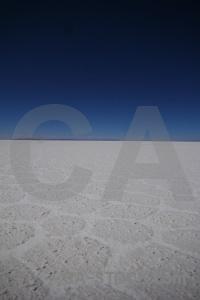 Altitude salt flat salar de uyuni south america bolivia.