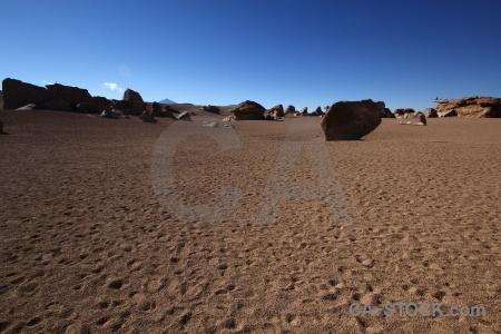 Altitude sand bolivia andes sky.