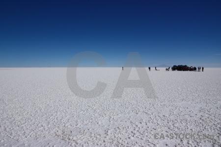 Altitude south america salt flat salar de uyuni sky.