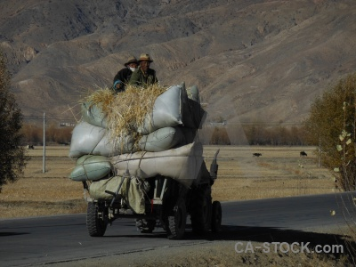Altitude tibet person china vehicle.