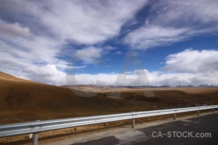 Altitude tibet sky asia dry.