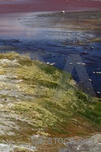 Altitude water south america laguna colorada andes.