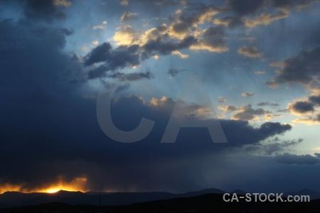 Andean explorer andes sun sunrise peru.