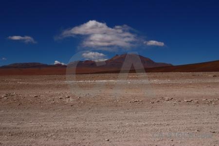 Andes altitude bolivia sky south america.