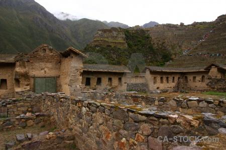 Andes altitude sacred valley ruin inca.