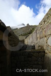 Andes altitude stone unesco ruin.