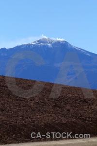 Andes atacama desert south america landscape volcano.