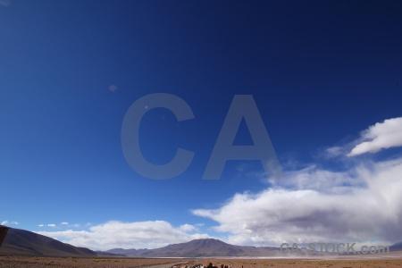 Andes bolivia mountain cloud huayllajara.