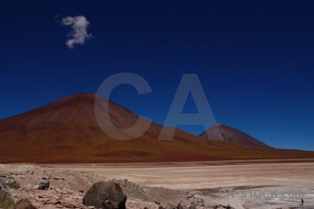 Andes bolivia south america altitude landscape.