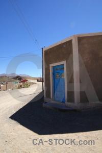 Andes building altitude san antonio de los cobres argentina.