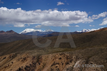Andes crucero alto landscape south america mountain.