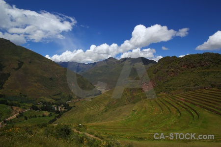 Andes peru urubamba valley cloud sky.
