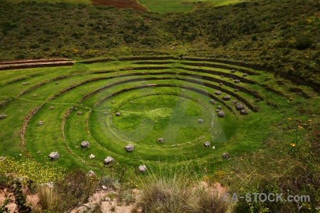 Andes ruin peru south america inca.