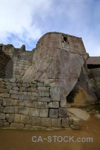 Andes ruin stone rock machu picchu.
