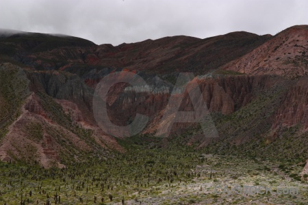 Andes south america argentina salta tour landscape.