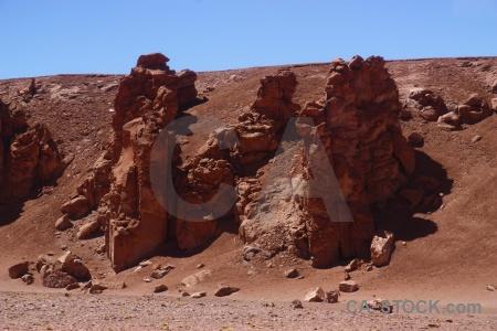 Andes south america atacama desert sky rock.