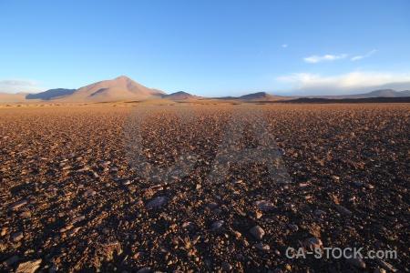 Andes south america bolivia altitude sky.