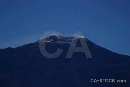 Andes volcano chile mountain atacama desert.