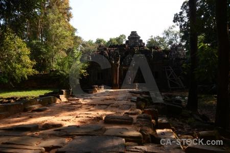 Angkor asia unesco sky siem reap.