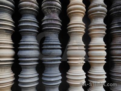 Angkor texture siem reap stone buddhism.
