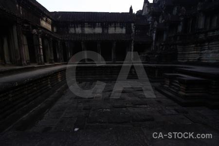 Angkor wat preah pisnulok asia buddhist khmer.