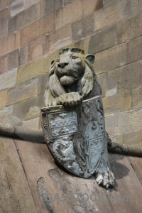 Animal tiger statue.