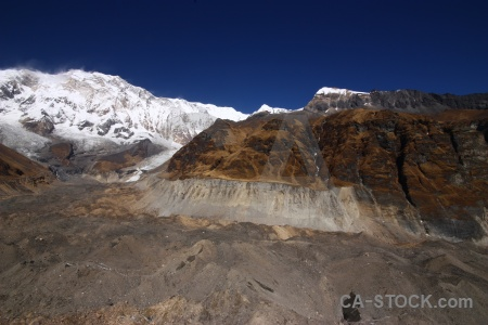 Annapurna modi khola valley sky trek nepal.