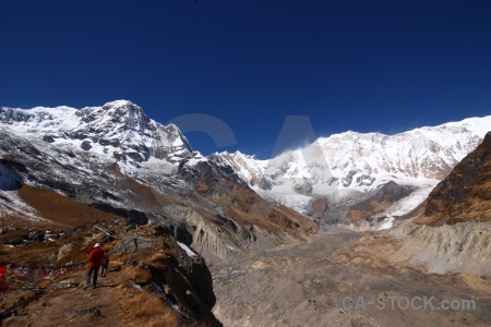 Annapurna south mountain annapurna base camp abc himalayan.