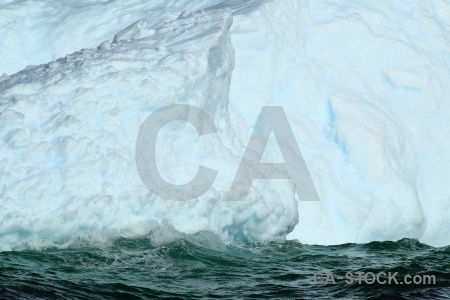 Antarctic peninsula ice bellingshausen sea iceberg day 5.
