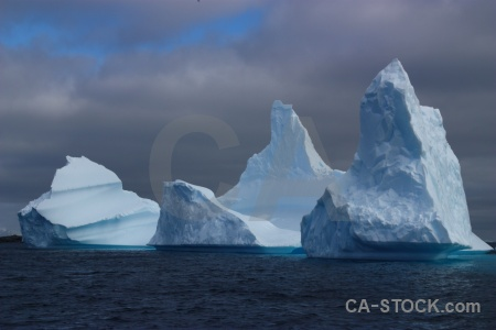 Antarctic peninsula ice day 8 south pole water.