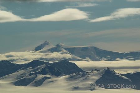 Antarctic peninsula ice snow landscape adelaide island.