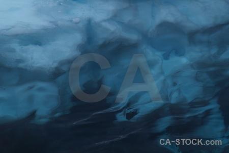 Antarctic peninsula sea ice crystal sound antarctica south pole.