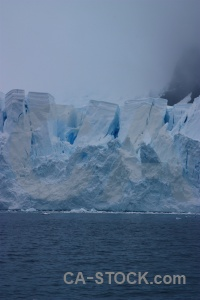 Antarctic peninsula sea snow antarctica cruise paradise harbour.