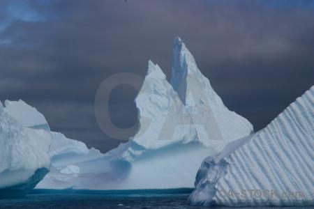 Antarctic peninsula south pole antarctica cruise day 8 cloud.