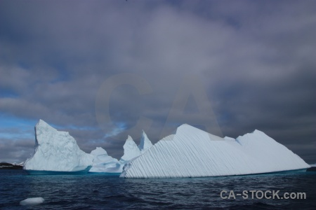Antarctic peninsula wilhelm archipelago antarctica day 8 water.
