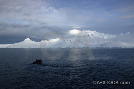 Antarctica cruise anvers island cloud antarctica day 10.